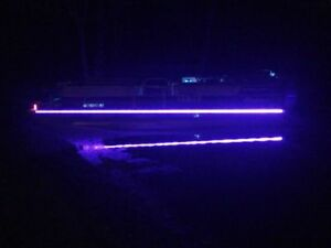 Ultraviolet LED Strip UV Black Light Night Fishing Boat Blacklight