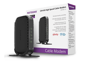 Cable Modem Internet Certified Comcast Xfinity Router Time Warner Charter Cox US