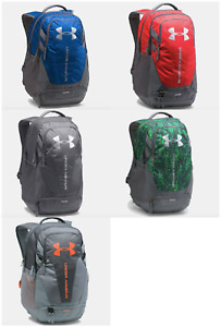 New Under Armour Mens or Womens Hustle 3.0 Backpack Choose Color