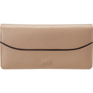 Mancini Leather Goods RFID Secure Gemma Medium Trifold Women's Wallet NEW