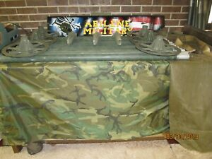 Military Camo Camouflage Net Support System Aluminum Antenna Mast Poles Smooth