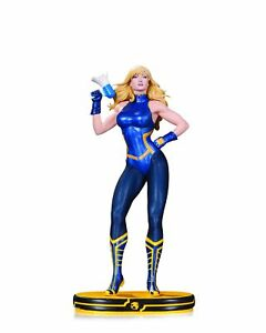 DC COMICS COVER GIRLS BLACK CANARY STATUE DC COLLECTIBLES NEW NIB