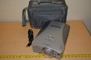 Panasonic PT-L720U 3LCD Multimedia Projector - 2200 Lumens - 397 Lamp Hours