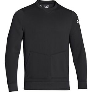 Under Armour Mens ColdGear Infrared Tactical Fitted Mock (Medium Black)
