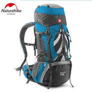 Naturehike 70L5L Outdoor Camping Best Backpacks Hiking Gear Camping Backpack
