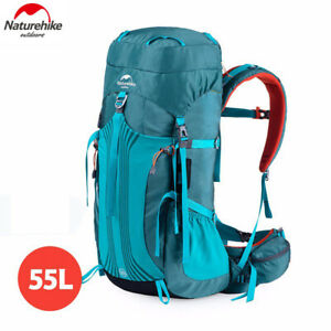 Naturehike 55L5L Outdoor Camping Best Backpacks Hiking Gear Camping Backpack