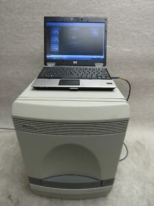 ABI Applied Biosystems 7500 Real-Time PCR System with control laptop