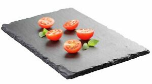 Home Basics 8 x 12 Slate Cutting Board, Black - CB45243