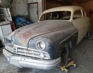 1949 49 Lincoln 2 Door Sedan WILL NOT PART OUT