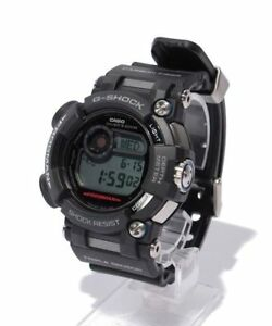 CASIO G-SHOCK GWF-D1000-1JF FROGMAN Radio Waves Solor Men's Watch New in Box