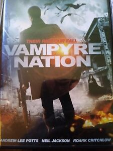 Vampyre Nation: Their Rise Our Fall (DVD) Andrew-Lee Potts Neil Jackson