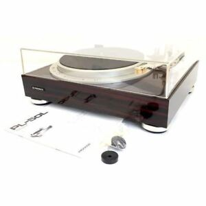 Pioneer PL-50L Turntable Working Items Auto Lift Up  Direct Drive