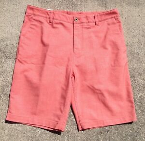 Ashworth Shorts MEN's Size 34 NEW with Tags MSRP $80.00 golf shorts stretch