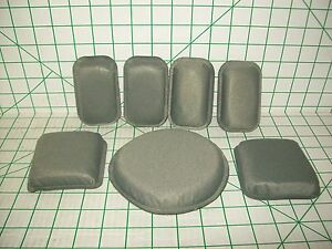 NEW GI MILITARY REPLACEMENT PAD SET SUSPENSION STSTEM MICH ACH COMBAT HELMET