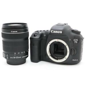 Canon EOS 7D Mark II EF-S18-135 IS STM lens kit