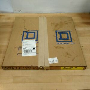 Square D 80113 109 50 Panelboard 18quot; Custom Equipment Space Assembly NEW