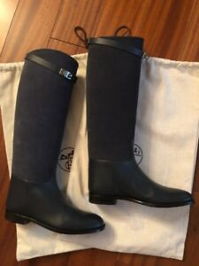 AUTH Hermes Riding Jumping Boots