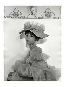 From Audrey Hepburn Estate - Cecil Beaton/ Hepburn My Fair Lady 11
