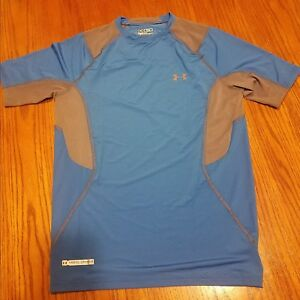 under armour dry fit shirt size small