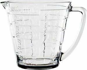 Home Essentials Glass Liquid Measuring Cup - 4 Cup