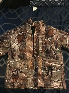 Cabelas Herter's Camo hunting coat Size Medium