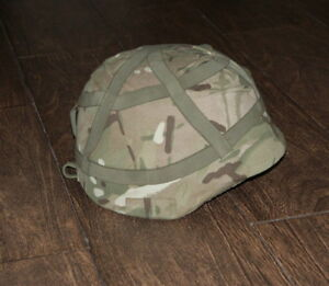 Military Helmet Maskpol Poland Army made with Kevlar w cover