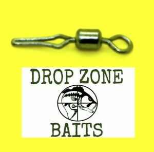 #7 Line Grip Swivels for Drop Shot Weight Sinkers - Do-It Mold - Ship From Ohio