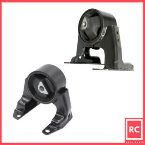 Front Left amp; Right Motor Mount 2PCS Set for 2006 2007 2010 Hummer H3 3.5 3.7L $53.99