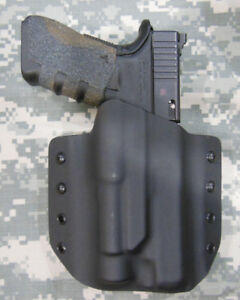 Smith & Wesson SD9 VE TLR-7 Light Bearing Holster