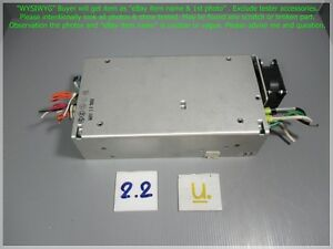 POWER ONE PFC375-4001FS133 D.C. POWER SUPPLIES as photos sn:4223. dφm ?