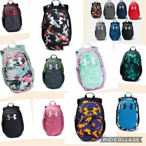 NEW Under Armour UA Storm Scrimmage Laptop Backpack Student Brasilia Stakes 3S