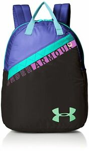Green Typhoon Sport Under Armour Girl Kid Backpack School Bag Hold Laptop 15