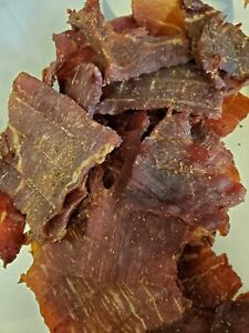 Beef Jerky, 100% beef, Thin sliced, Premium Roast, Old fashion Jerky, Best Jerky