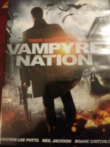 Vampyre Nation:Their Rise Our Fall (DVD)Andrew-Lee Potts N Jackson R Critchlow