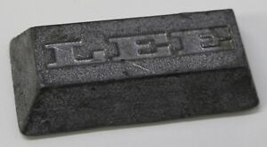 ONE Lee Pure Soft Lead Ingot casting sinker weight reloading free shipping