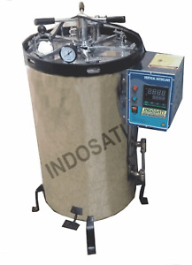 Autoclave vertical double wall 550x750mm150ltr Newly Finished Brand Indosati