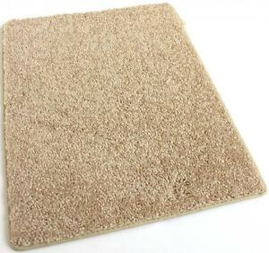 Orchard Mill Melted Butter Beige 30oz Cut Pile 1/2″ Thick Indoor Carpet Area Rug