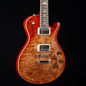 PRS McCarty Singlecut 594 10 Top Brazilian Wood Library Autumn Sky 5685