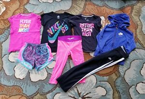 Nike dri-fit Nike Pro Shirts Shorts Hoodie Pants SZ Medium Girls