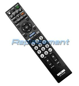 New Generic Sony TV Remote Replaces RM-YD023 KDL32VL140 KDL32XBR6 KDL37XBR6