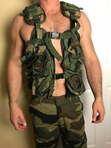 Men's Army or Marines Camouflage Camo Pants Med. Short 25 12