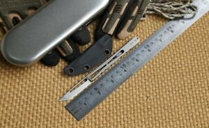 MG Tactical Fixed Blade S35VN