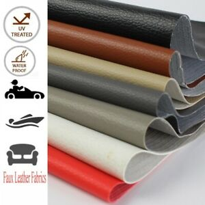 All Color Leather Fabric Marine Vinyl Fabric Outdoor Van Boat Upholstery Protect