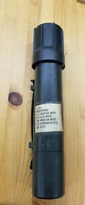 MILITARY 81MM MORTAR M889 SHELL AMMO BOXCRATE PLASTIC CONTAINER