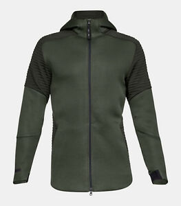 Under Armour Move Airgap Full Zip Hoodie Men's - Green