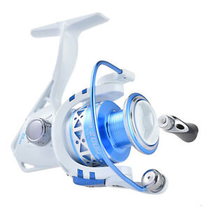 KastKing Summer 2000 Spinning Fishing Reels Freshwater Lure Fishing Reels 12 LB