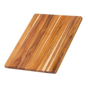 TeakHaus by Proteak Edge Grain Cutting/Serving Board (Rectangle) | 15.75