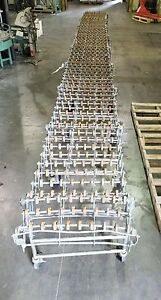 Nestaflex 375 Flexible Conveyor 2' x 25' Long #2295SR