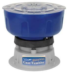 Quick-n-Ez Brass Case Tumbler Cleaning Polisher Media NOT included .223 Cases
