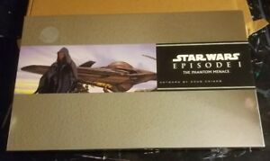 Star Wars Episode 1 Darth Maul Lithograph Collection by Doug Chaing 20 Lithos
